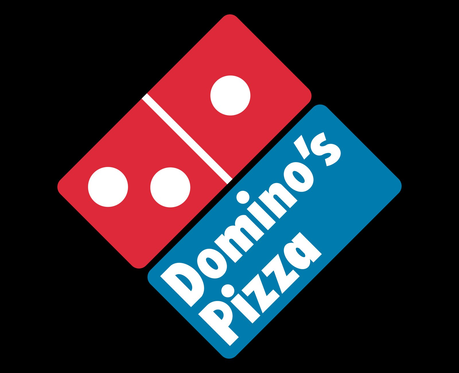 Meaning Domino\'s logo and symbol.