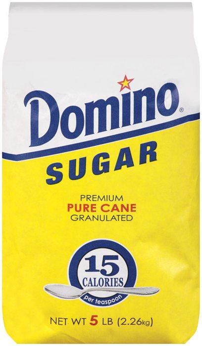 Domino Granulated Sugar 5 lb bag My Brands.