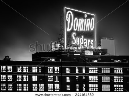 "domino Sugar Factory"" Stock Photos, Royalty."