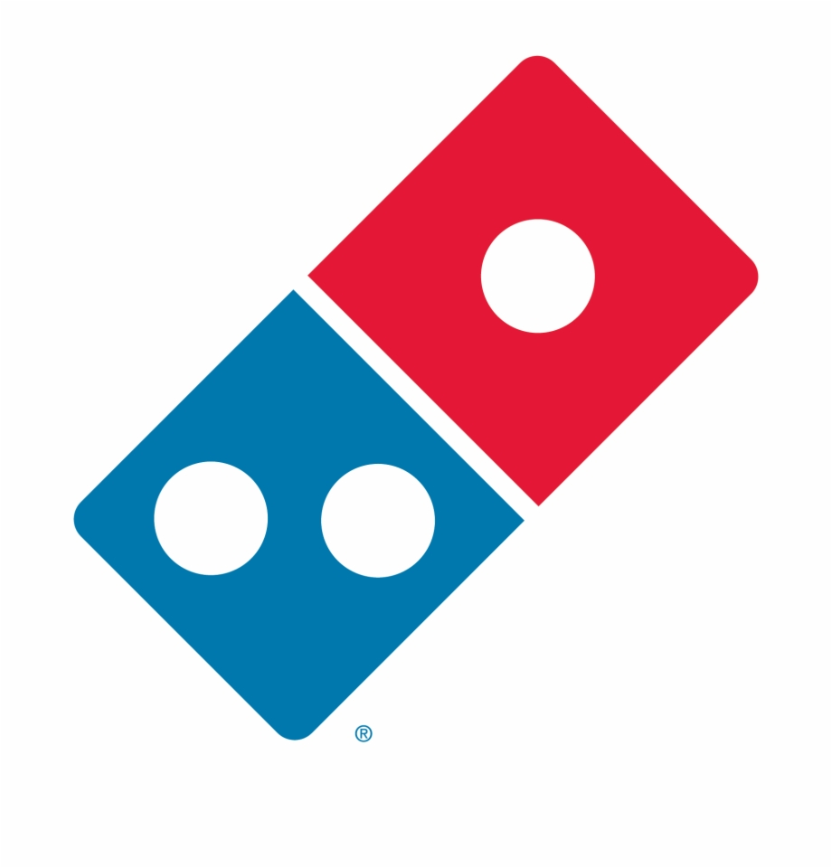 Dominos Domino Pizza Logo Png.