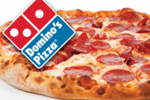 Dominos pizza clipart 1 » Clipart Station.