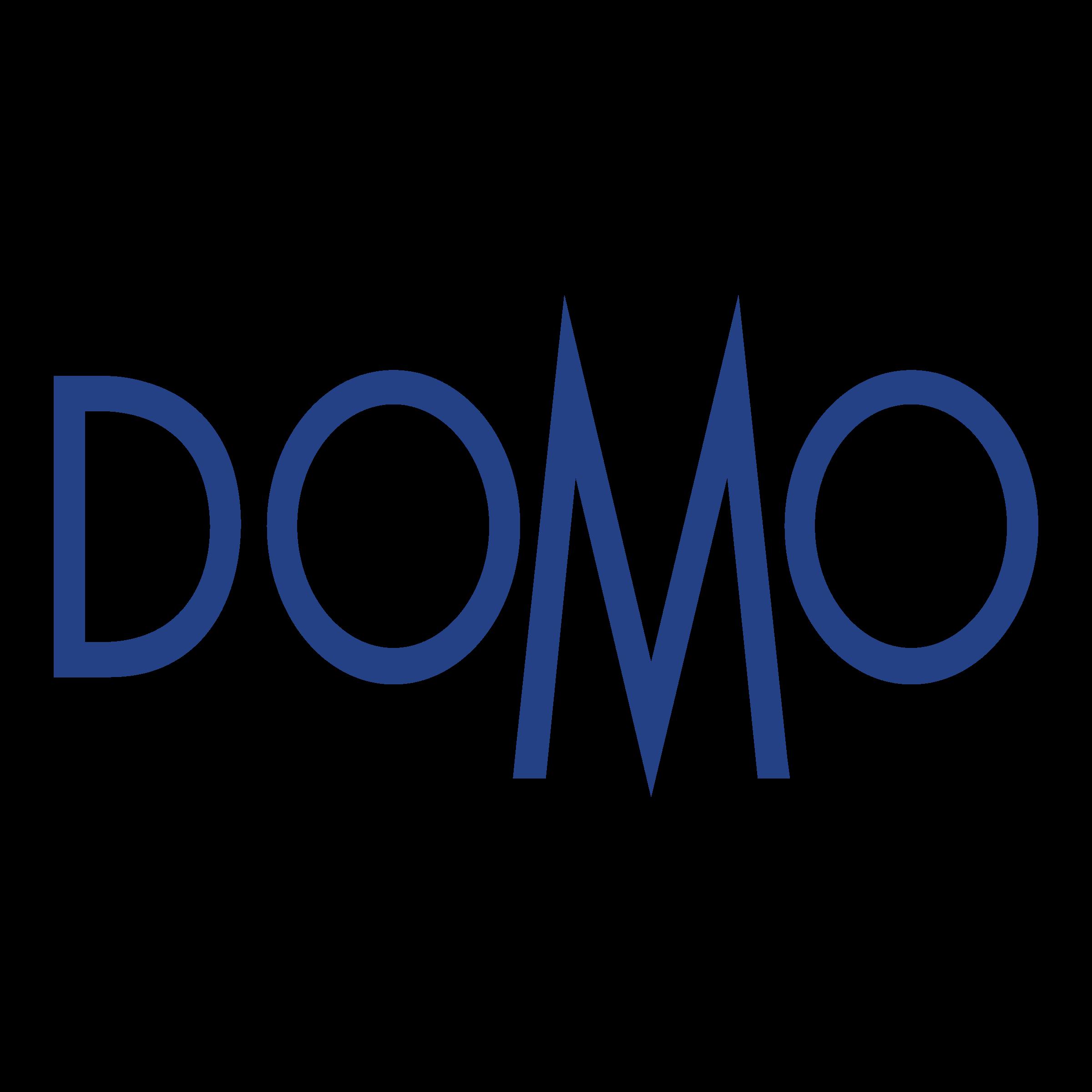 Domo Logo PNG Transparent & SVG Vector.