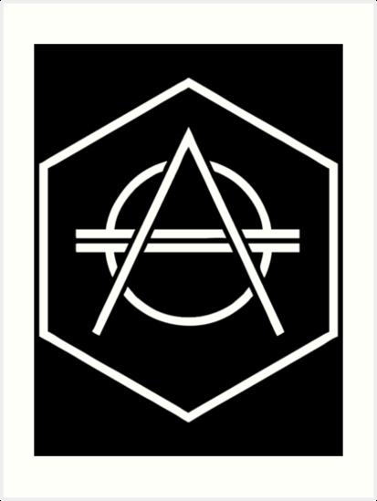 \'Don Diablo logo\' Art Print by virtusdesign.