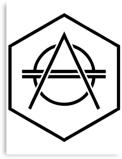 \'Don Diablo logo\' Canvas Print by virtusdesign.