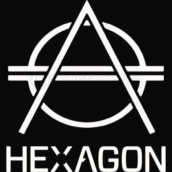 hexagon Don Diablo Bucket Hat (Embroidered).
