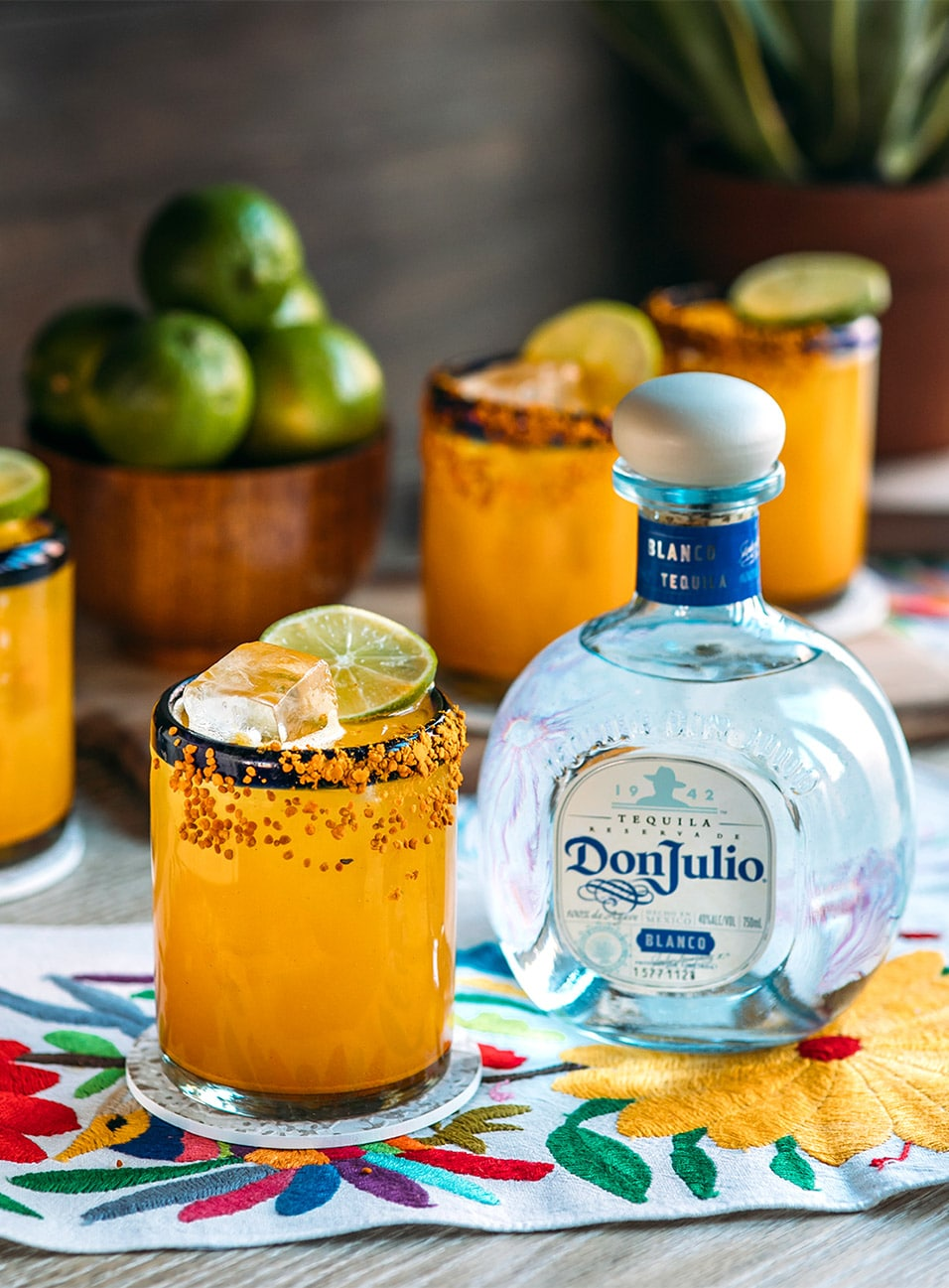 Turmericana Cocktail.
