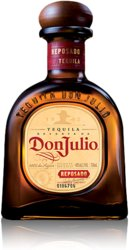 Don Julio 70th Anniversary Tequila Anejo Claro.
