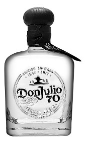 Tequila Don Julio 70 Cristalino Añejo 700 Ml..