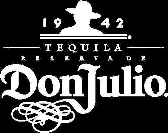 Download Don Julio Logo White.