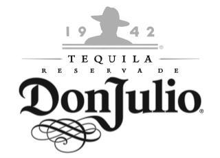 Don julio Logos.