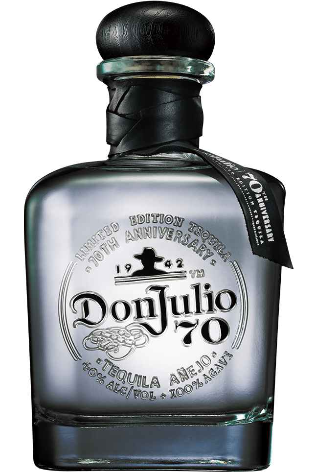 Don Julio Tequila.