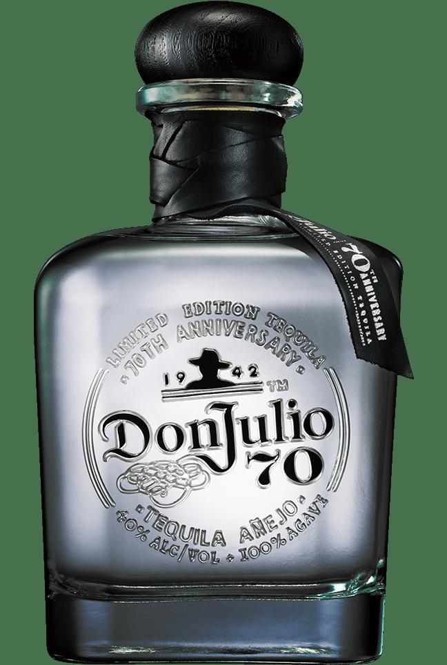 Don Julio Tequila.
