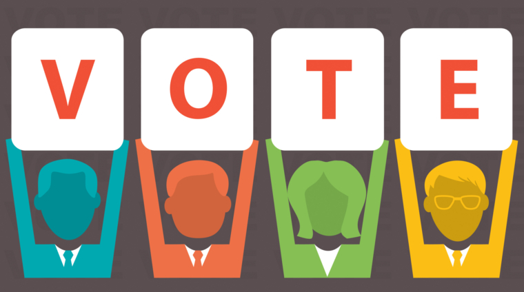 Don\'t Forget To Vote Clipart.