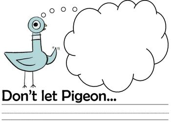 Don't let the Pigeon.