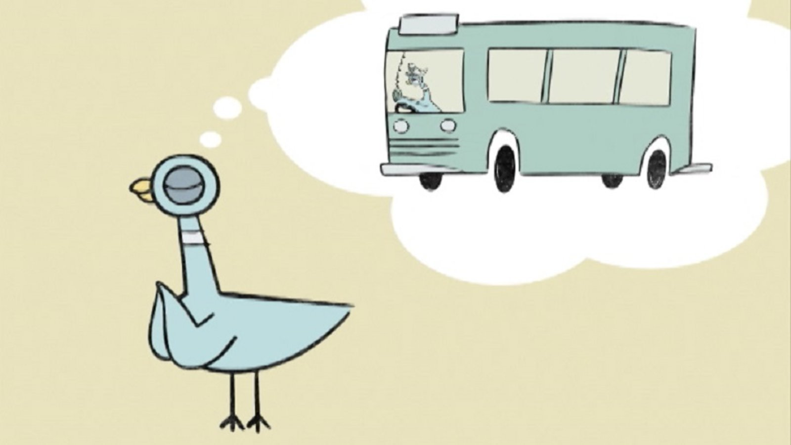 Don't Let The Pigeon Drive The Bus.