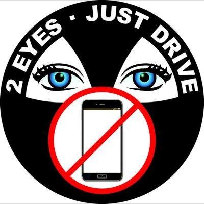 Don\'t Text & Drive (@2eyes_justdrive).