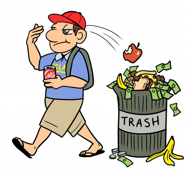 Waste Food Clipart.