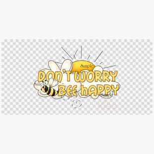 Dont Worry Be Happy Sticker , Transparent Cartoon, Free.