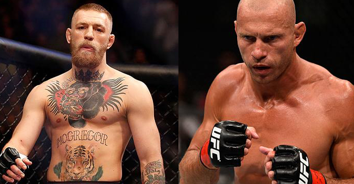 Donald Cerrone sets sights on Conor McGregor, 'Just waiting on him!'.