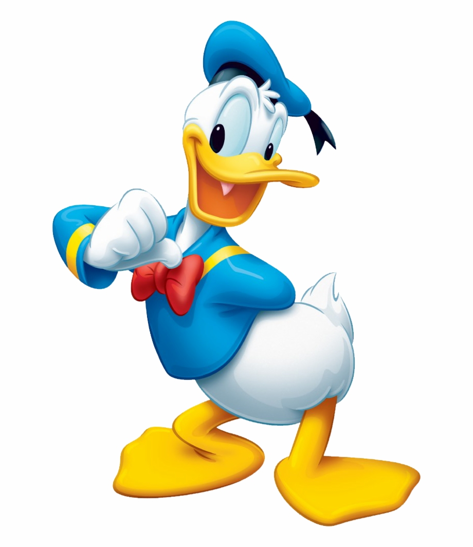 Donald Duck Png.