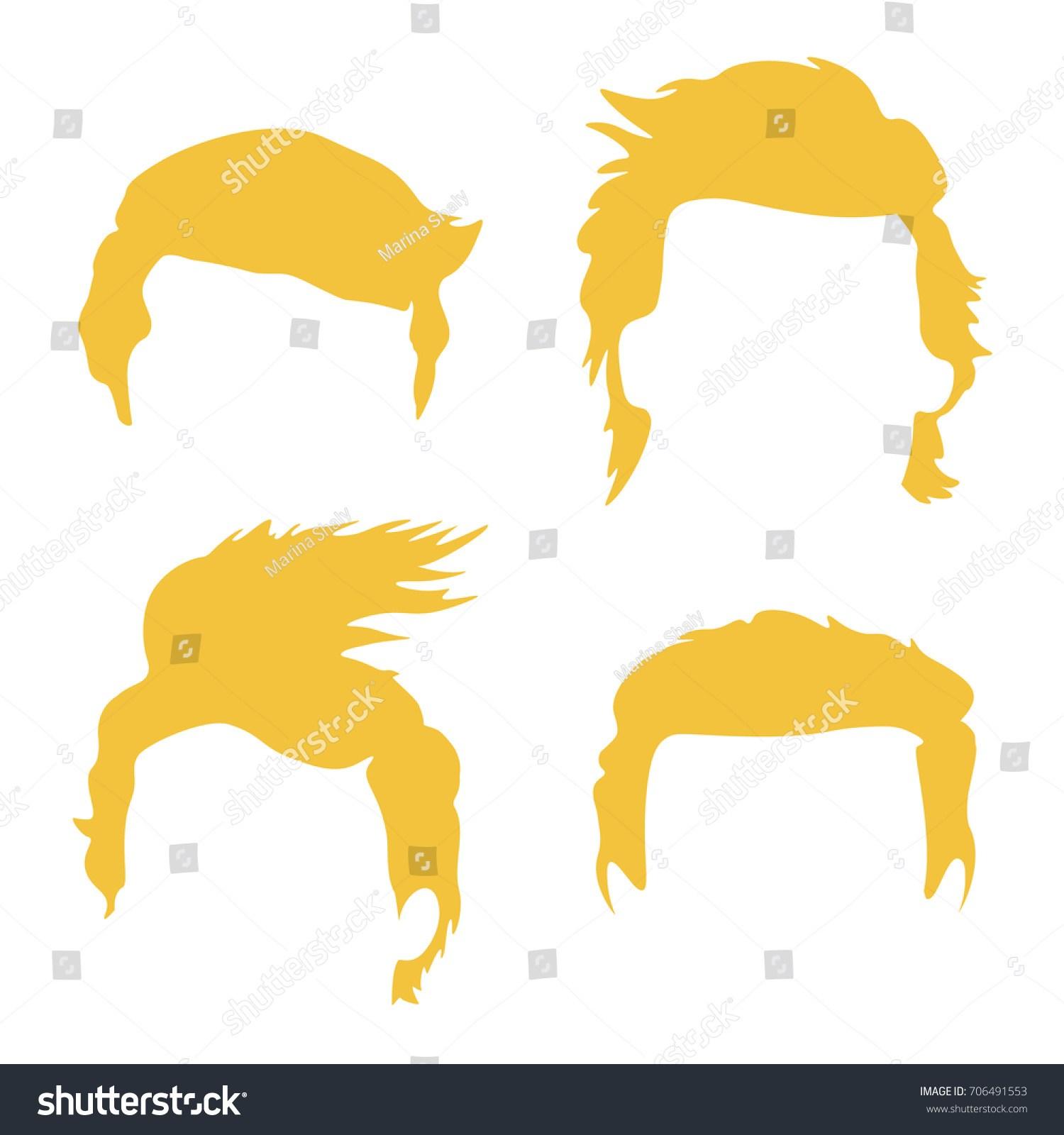 Donald trump hair clipart 4 » Clipart Portal.