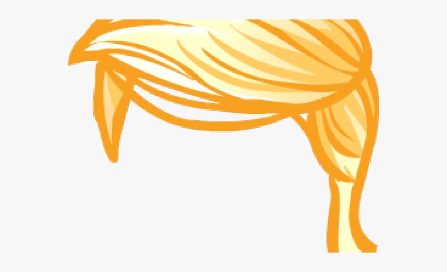 Hair Clipart Donald Trump's , Png Download.