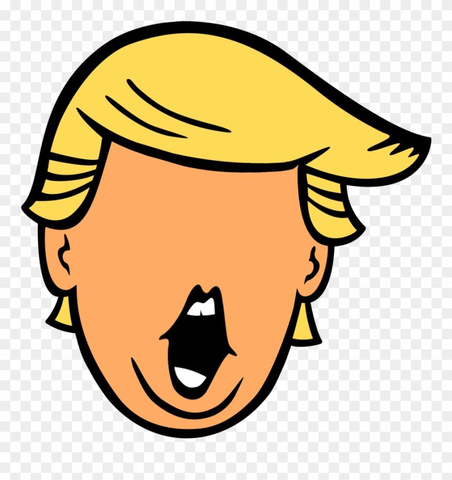 Free Donald Trump Icon.
