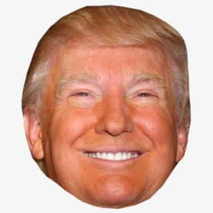 Trump Face Png Smile Donald.