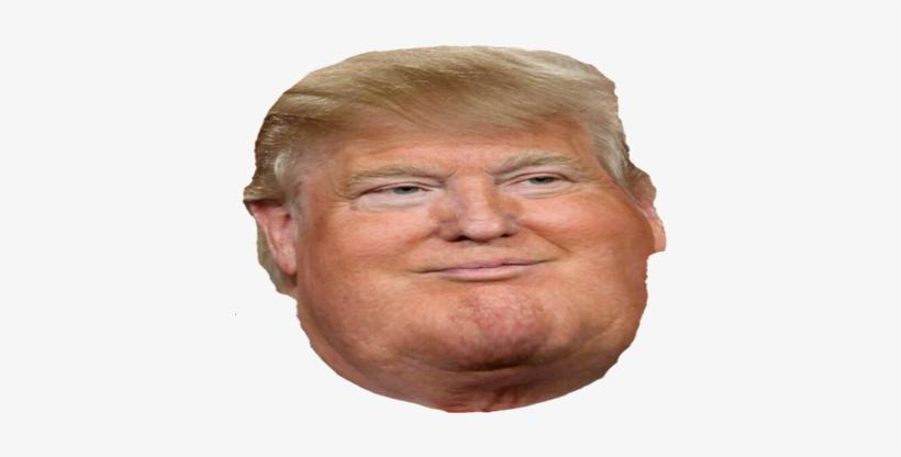 Donald Trump Head Transparent Png.