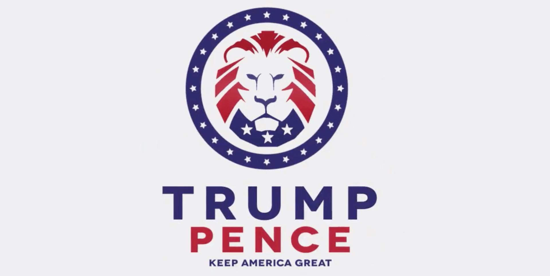 Trump Shares 2020 Logo Linked to White Nationalist Website.