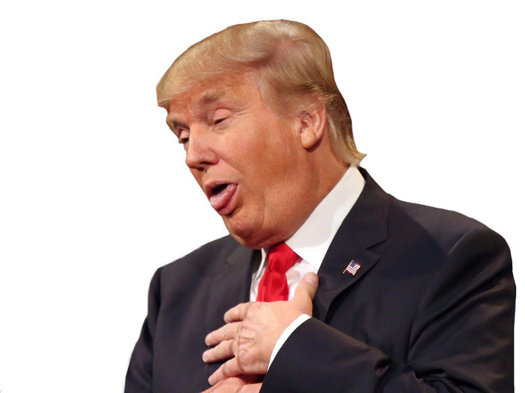 Donald Trump PNG.