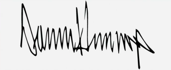 Donald Trump Signature Png (105+ images in Collection) Page 3.