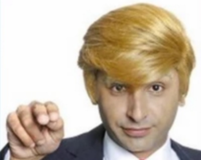Result for donald trump toupee png.
