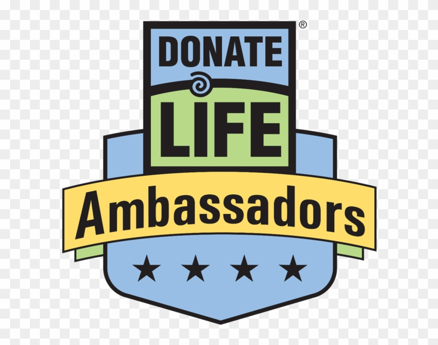 Become A Donate Life Ambassador.