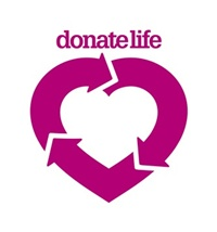 Donatelife website.