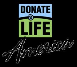 Donate Life America.