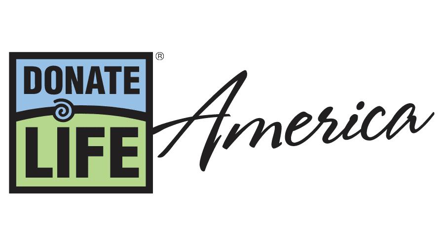 Donate Life America Logo Vector.