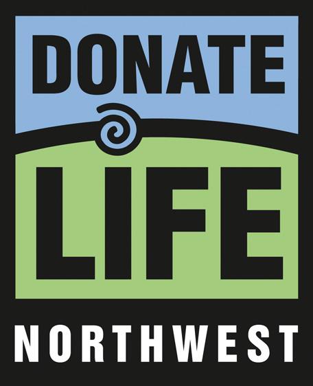 Donate Life Northwest.