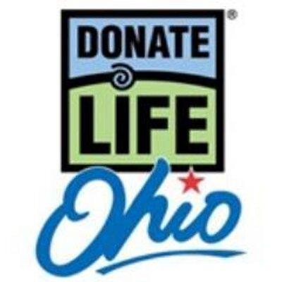 Donate Life Ohio (@DonateLifeOH).