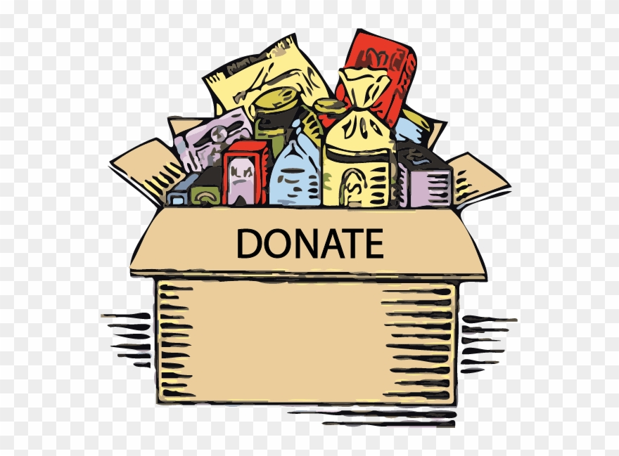 Food Donation Clipart.