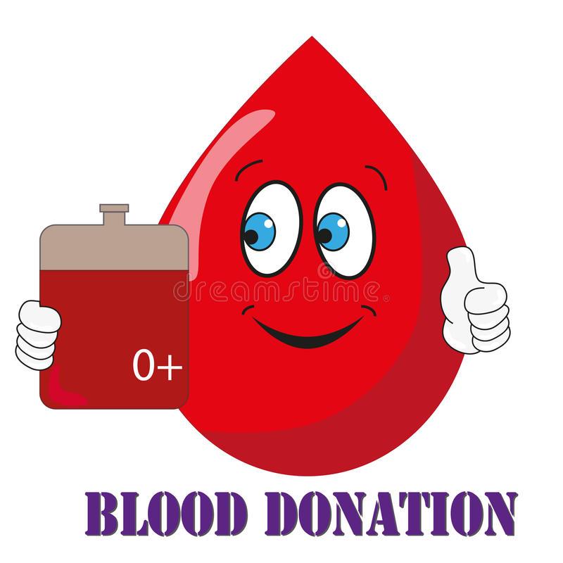 Donation Stock Illustrations.