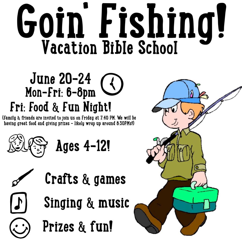 Vacation Bible School 2016!.