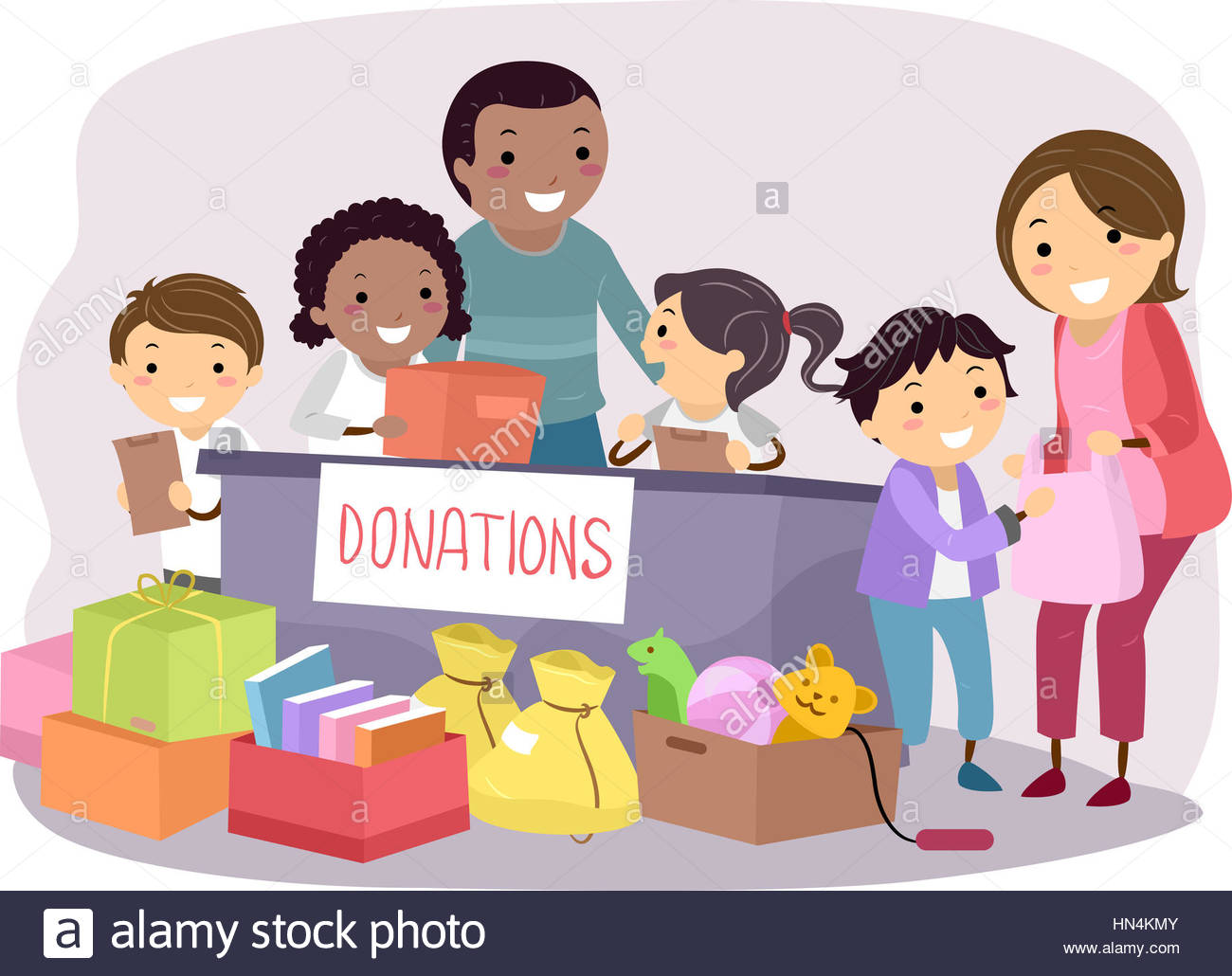 Donating clipart 5 » Clipart Station.