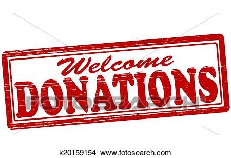 Donations Clipart.
