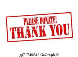 Donate Clip Art.
