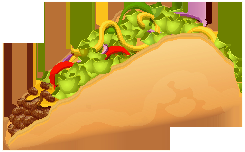 Doner Kebab PNG Clip Art Image.