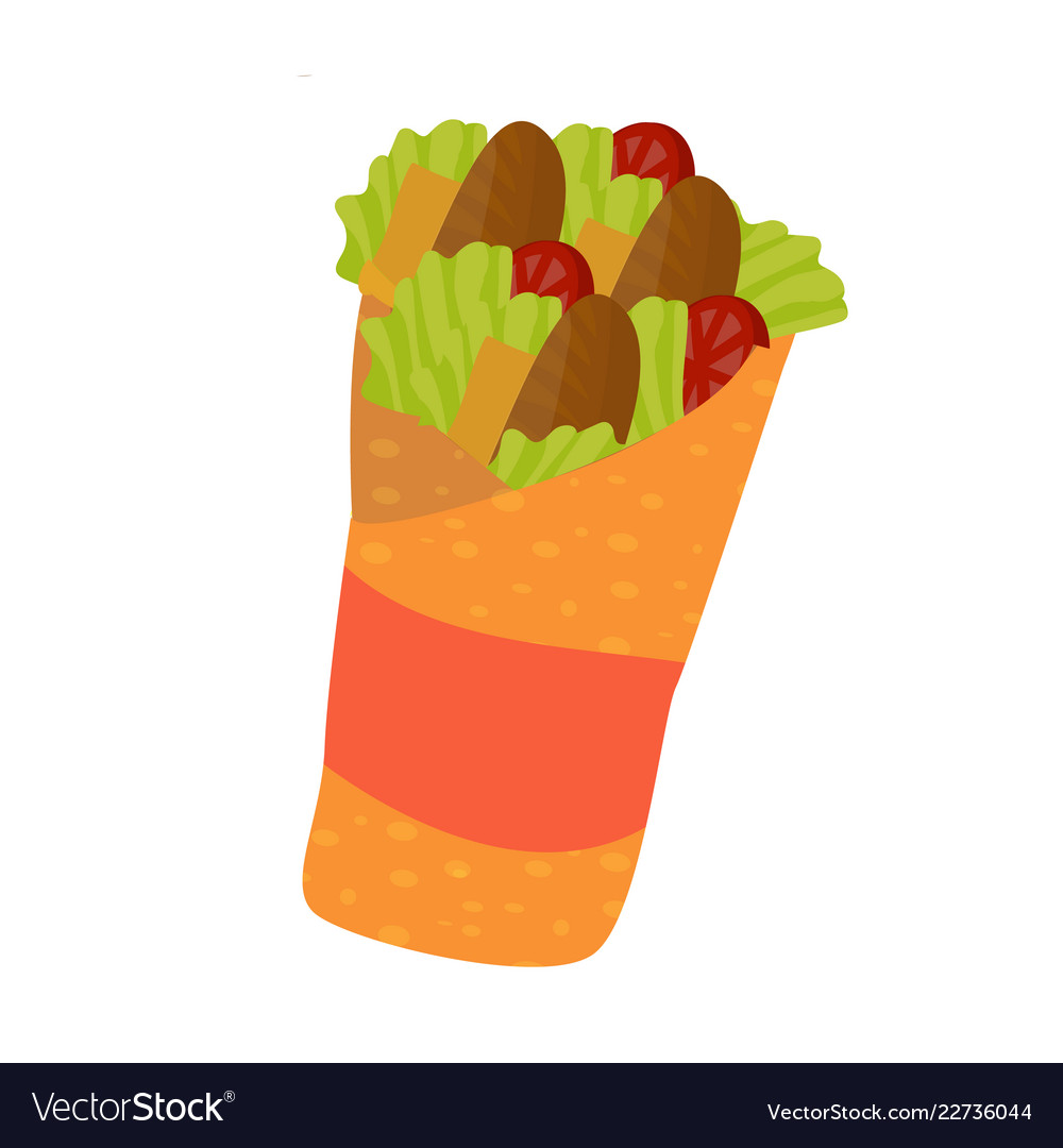 Doner kebab or shawarma.