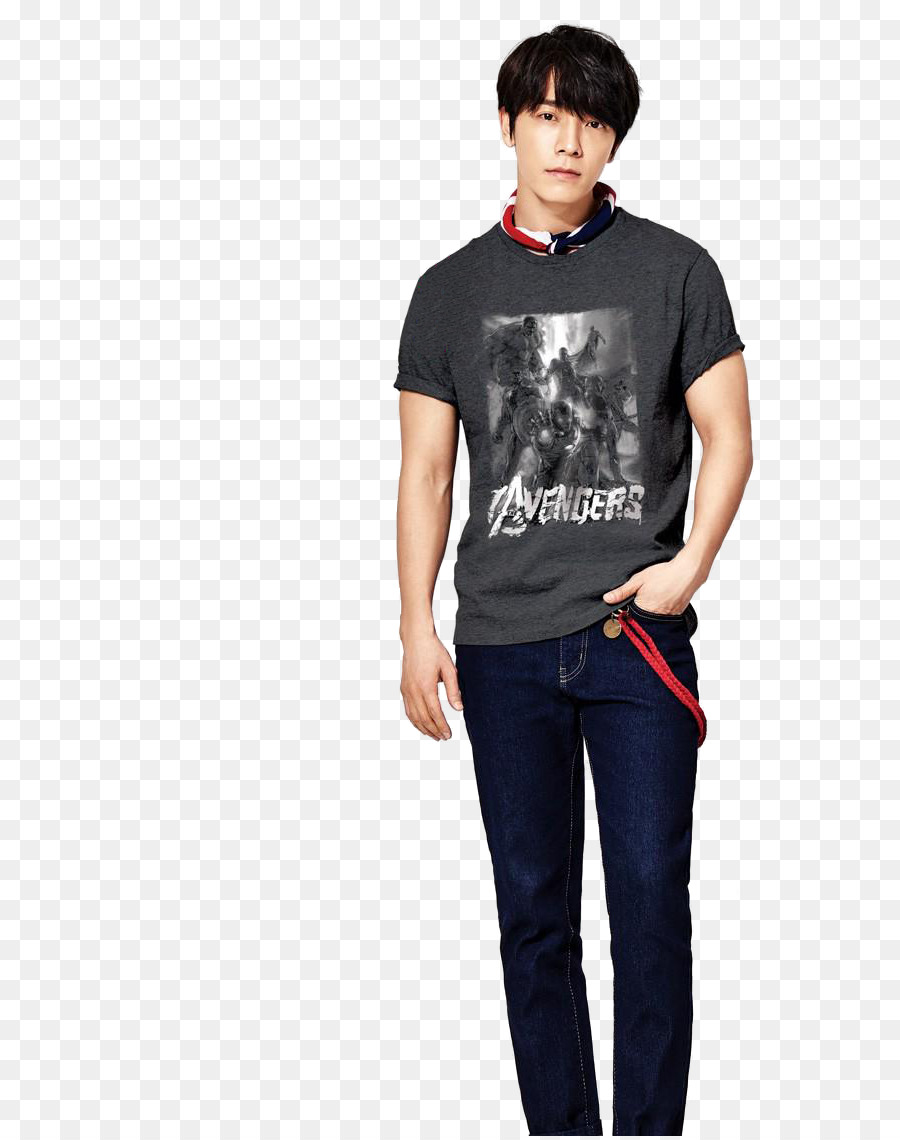 Jeans Cartoon png download.