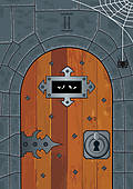 Dungeon Clipart and Illustration. 288 dungeon clip art vector EPS.