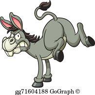 Donkey Clip Art.